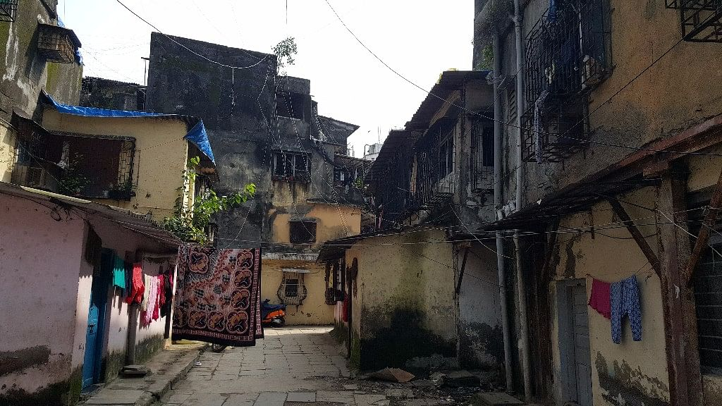 Thousands of families opt to stay in such dilapidated buildings rather than risk delayed redevelopment projects<i>. (Representative image)</i>