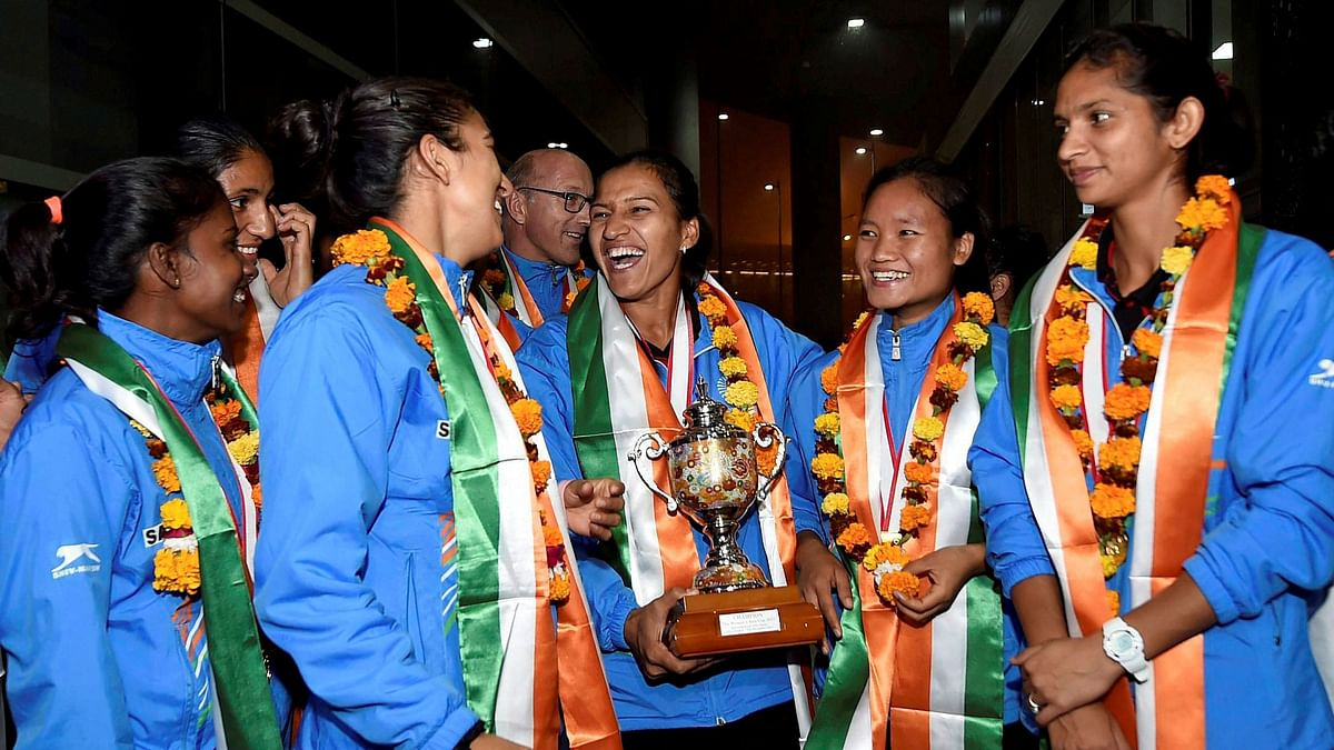 'This Is Just the Start': Skipper Rani Rampal on Asia Cup Victory