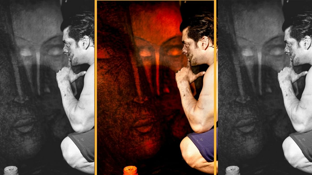 Exclusive | Being a Painter: The Other Side of Salman Khan