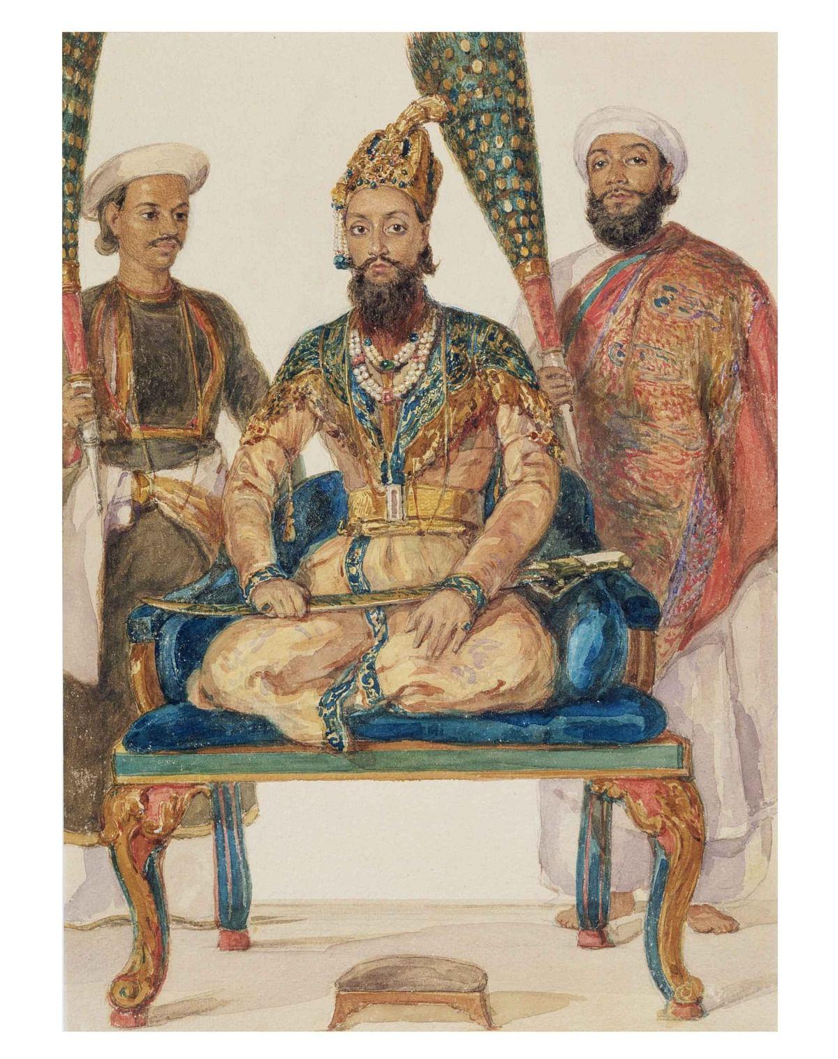 Alauddin Khilji, the second ruler of the Khilji Dynasty