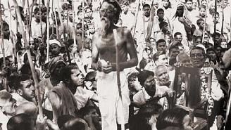 In 1951, Vinoba Bhave started the Bhoodan movement from Pochampally in Telangana.