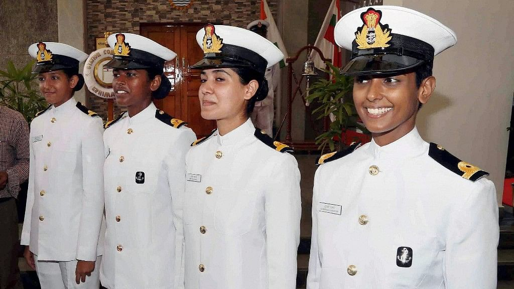 No Place for Inequality: Praise for SC's Decision on Women in Navy