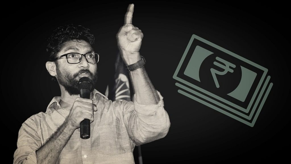 Jignesh Mevani's Crowdfund Campaign Gets Boost from Arundhati Roy