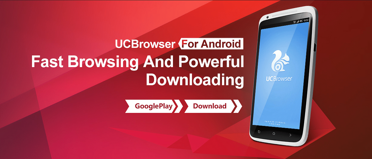 The APK file of UC Browser is stil available on the website.