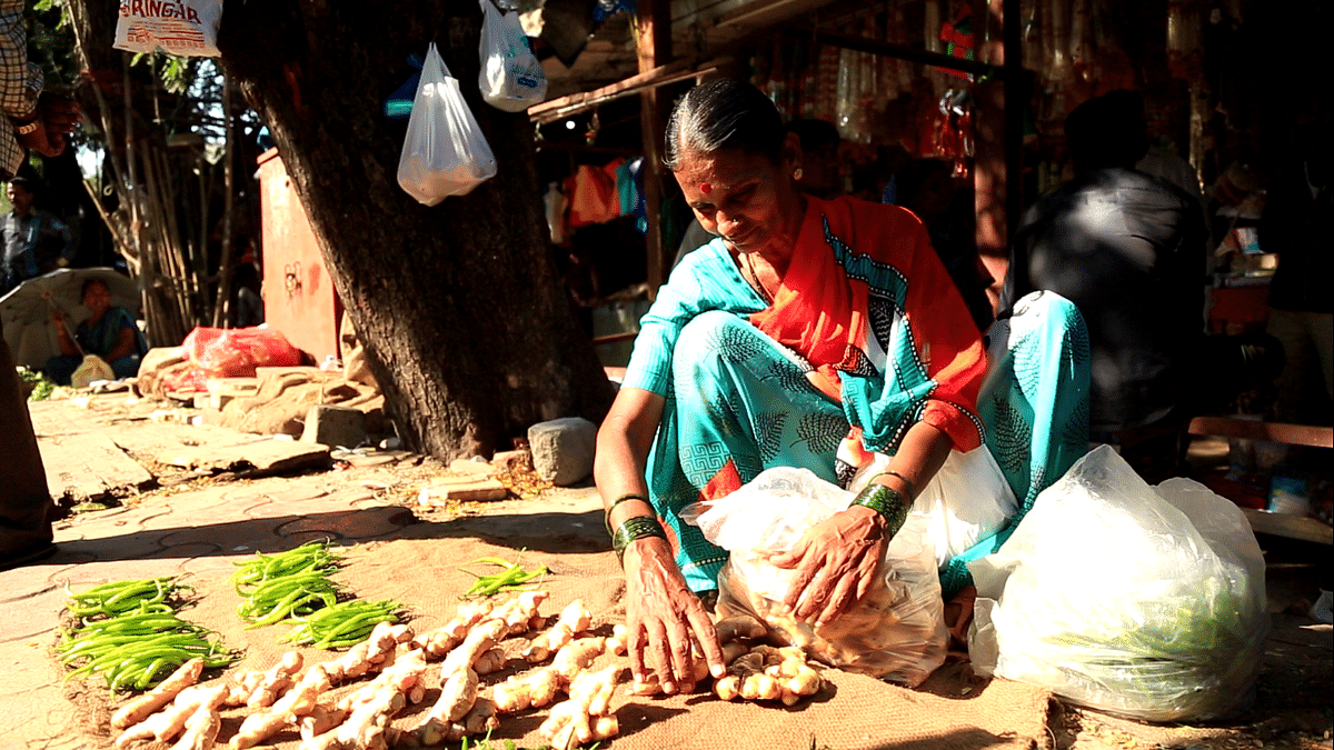 Sixty-year-old Hirabai has already been fined once for violating the Bombay High Court order.