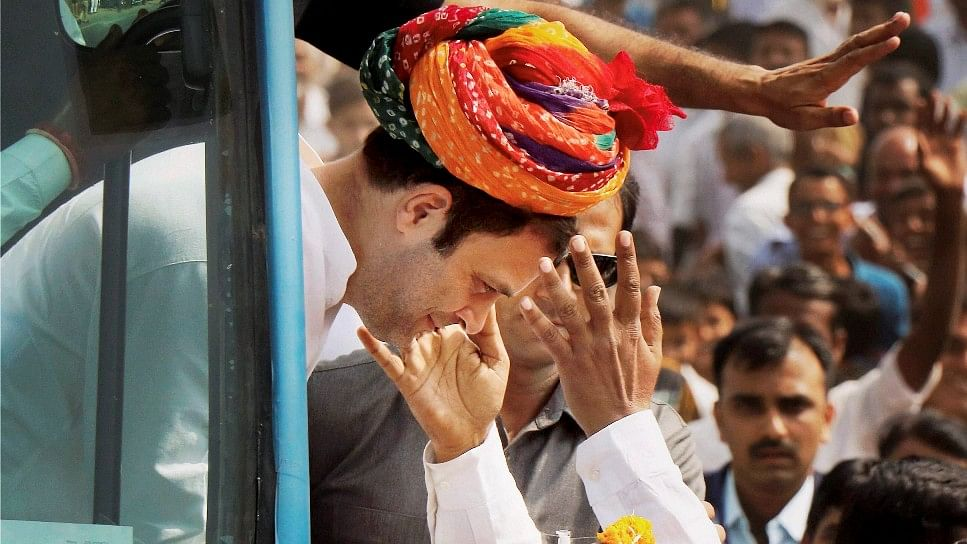 Cong Responded to Modi's Anger With Love: Rahul After Guj Verdict
