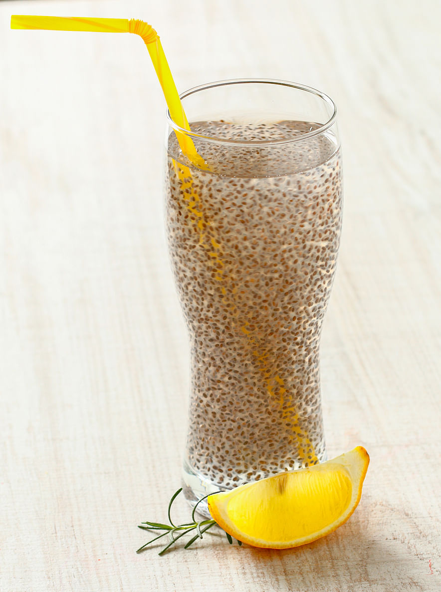 For those who complain of fatigue, chia seeds is packed with protein, vitamins and minerals.
