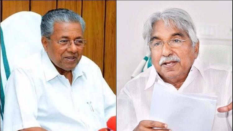 Pinarayi Tables Solar Scam Report, Blames Chandy, ex-Ministers
