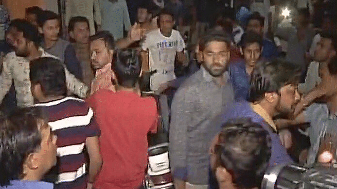 Irate Patidars Clash With Congress Members Over Gujarat Poll List