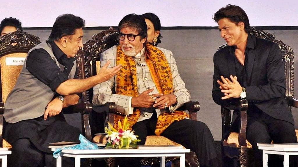 SRK, Big B, Kamal Haasan, Kajol Flag off the Kolkata Film Festival