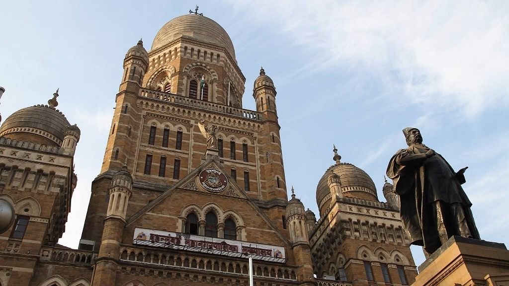 The BMC headquarters in Mumbai.
