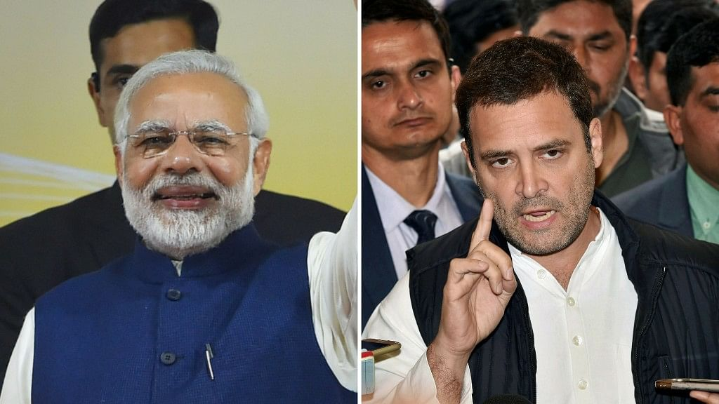 'Karma Awaits You': Rahul Retorts to PM's Rajiv Gandhi Death Jibe