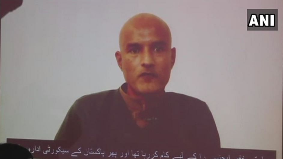 After Meeting Family, New Video of Jadhav Thanking Pakistan Out