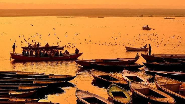 <p>Varanasi was reported to have had worse air quality than Delhi in the month of November.&nbsp;</p>