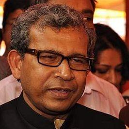 Manas Bhunia, former Congress MLA from Sabang, now a Rajya Sabha MP for the Trinamool.