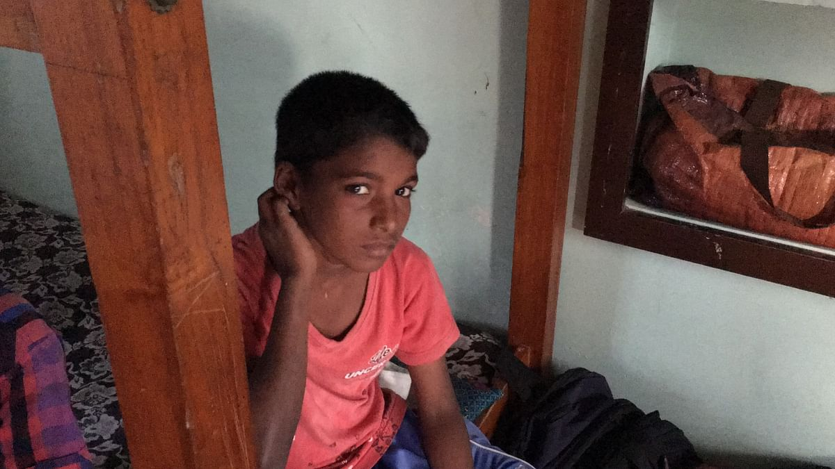Many children have forgotten the traumatic memories from the 2004 tsunami and are happy to be at home.
