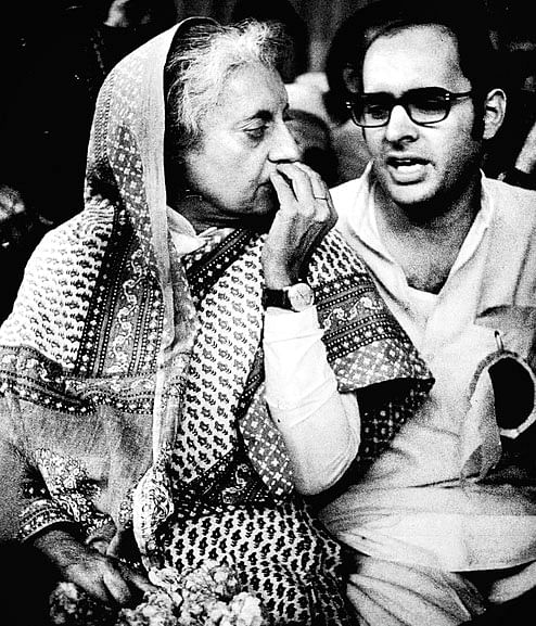 Sanjay inherited Indira Gandhi's natural secularism, courage, her refusal to accept defeat, love of adventure and skill of decisive action.