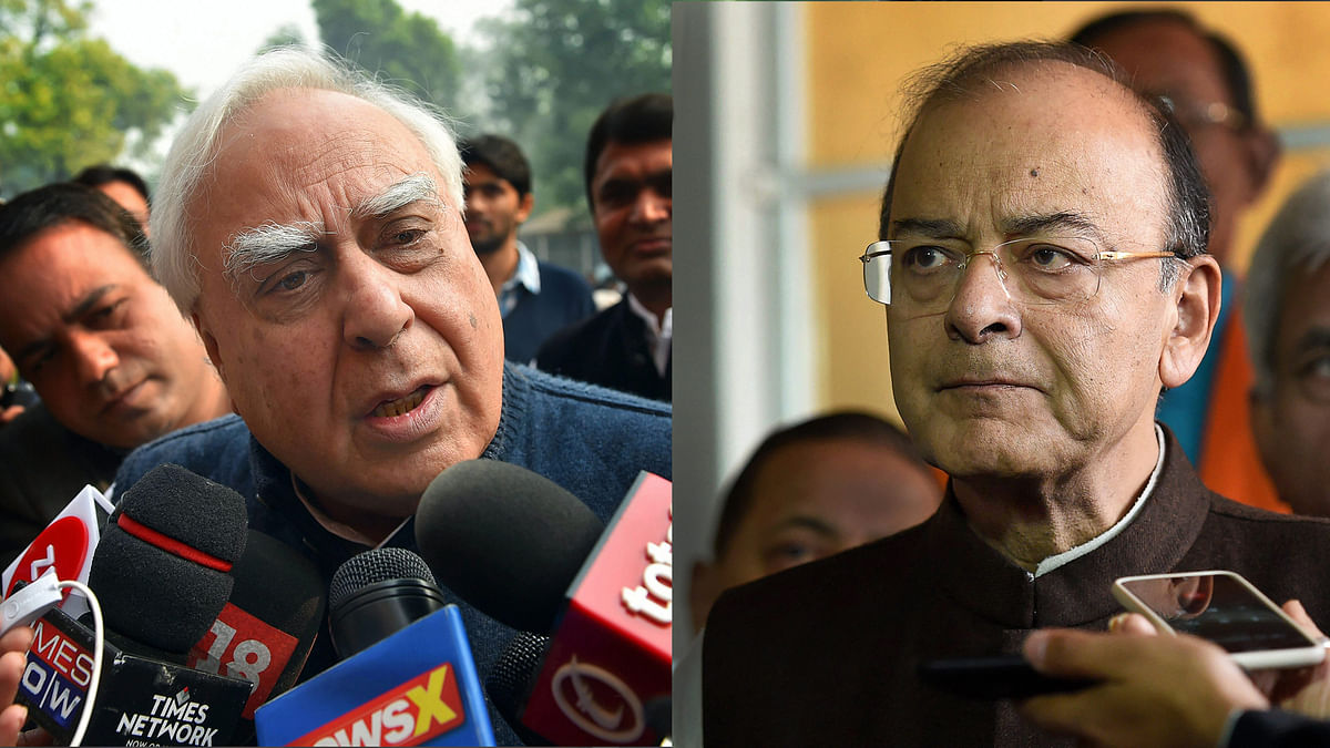 2G Verdict: Sibal Feels Vindicated, Jaitley Points out 'Facts'