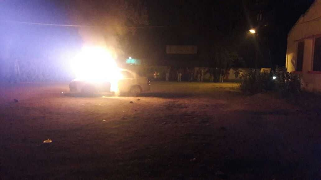 One Arrested for Torching Car of Catholic Priests in MP's Satna