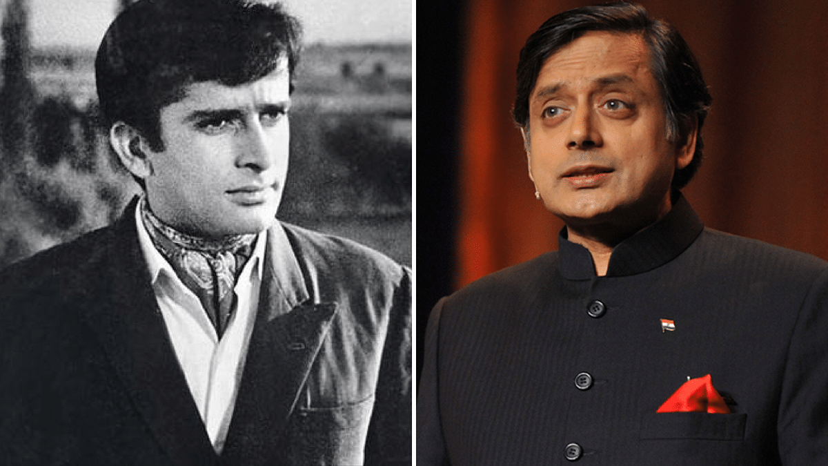 Shashi Kapoor Passes On But Tharoor's Office Gets Condolence Calls
