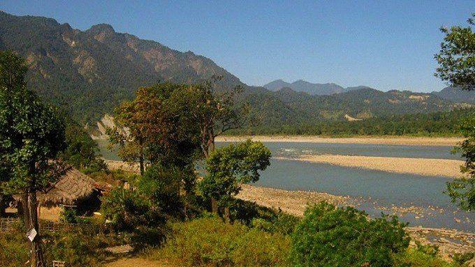 Contamination of  Siang River a Matter of Concern: India