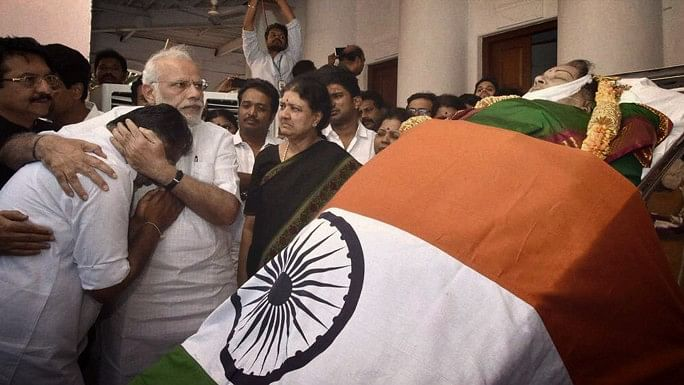 After Jaya, Has AIADMK Gone From Resistance to Succumbing to BJP?