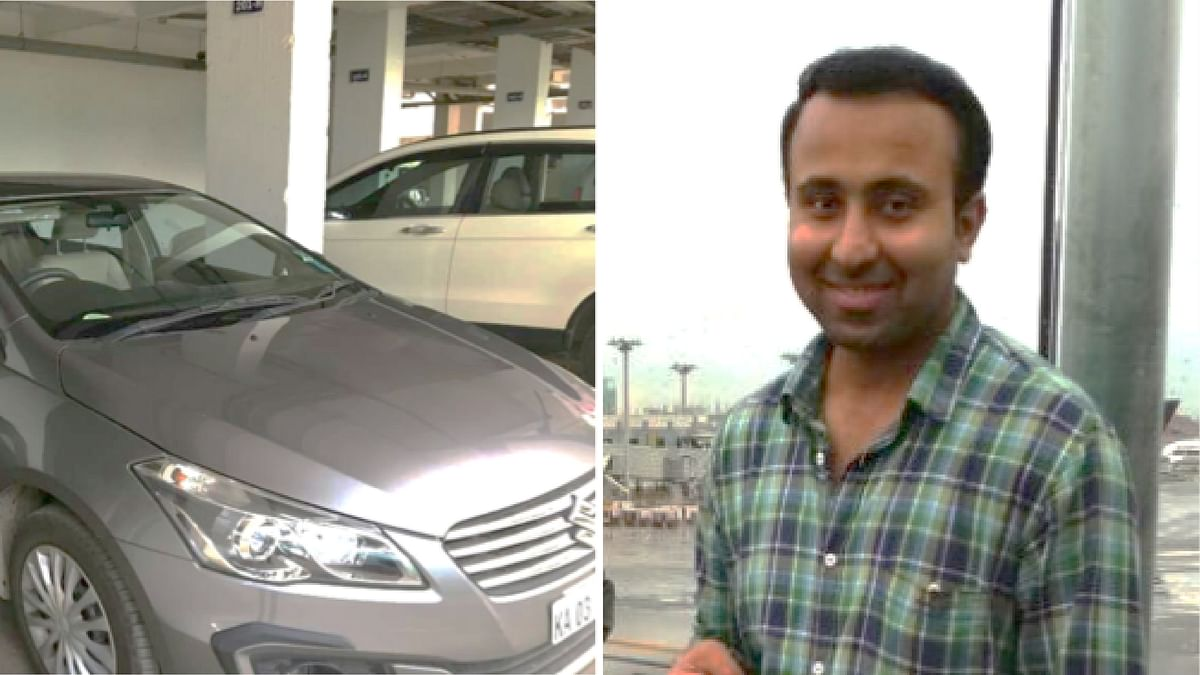 Bengaluru techie Kumar Ajitabh has been missing since 18 December.