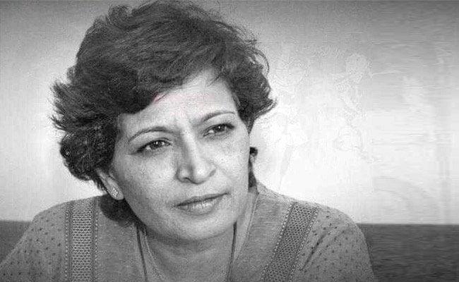 <p>Gauri Lankesh was gunned down outside her Bengaluru home.</p>