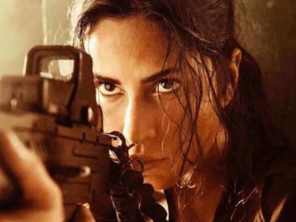 <p>Katrina Kaif gets the best fight scene in <i>Tiger Zinda Hai.</i></p>