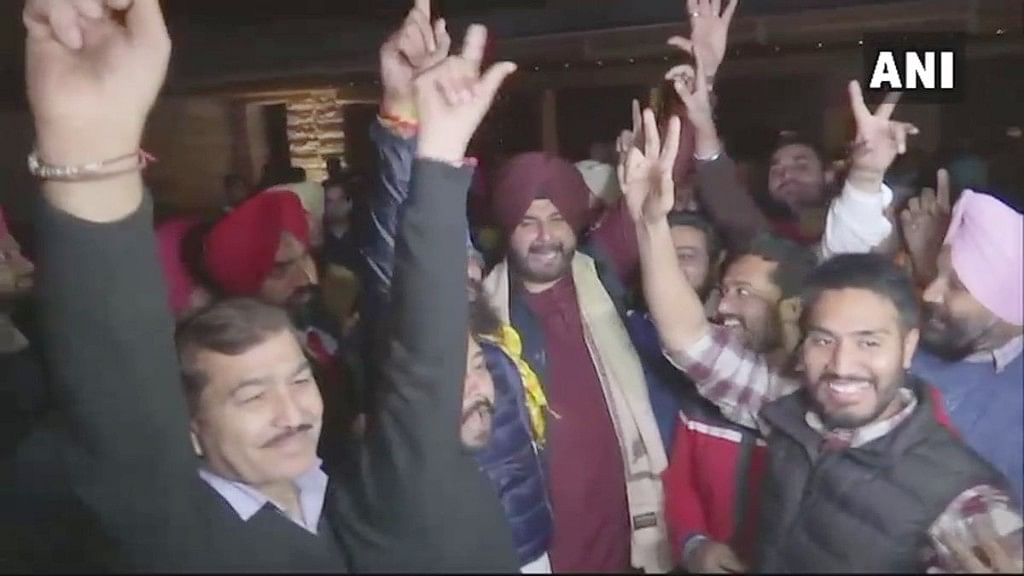 Cong Wins Punjab Civic Polls, Gives Credit to Rahul's Elevation