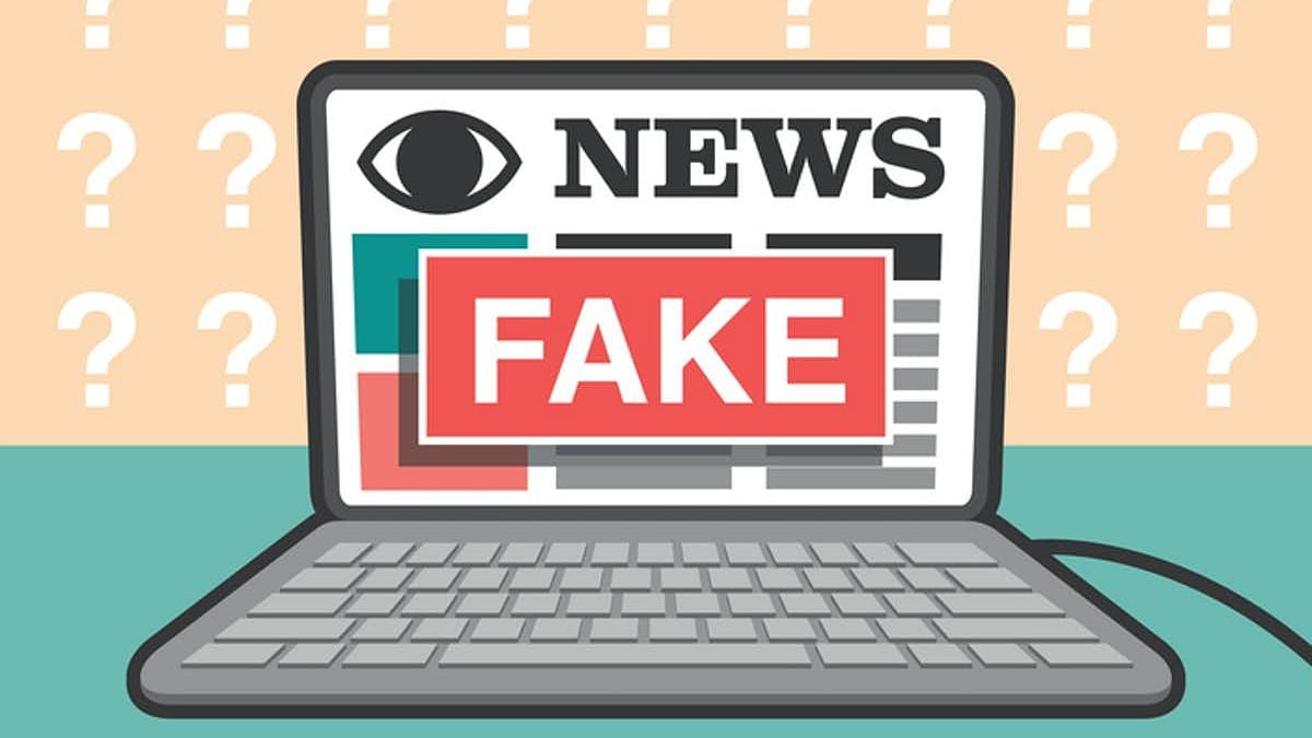 The phrase 'fake news' reportedly saw a 365 percent rise in usage in the last 12 months. Image used for representative purposes.