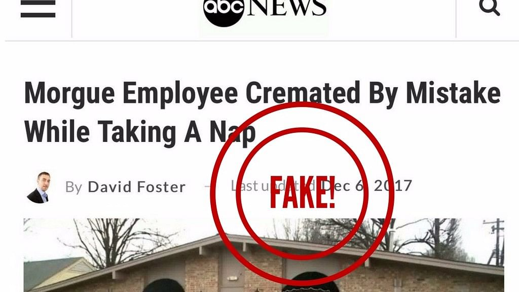 Was a Morgue Employee Really Cremated By Mistake While Sleeping?
