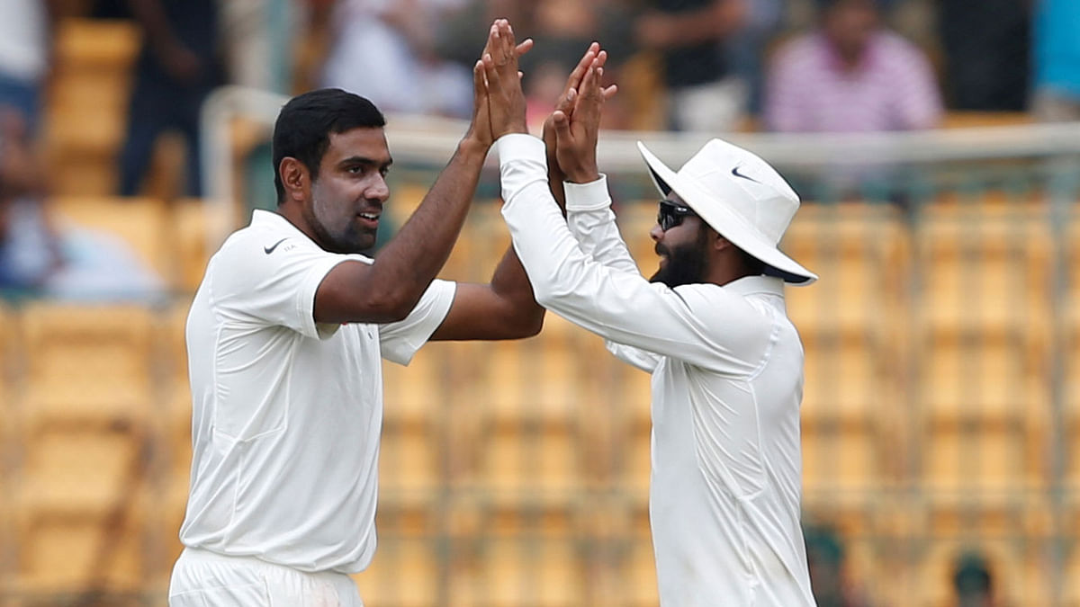 Indian team management will have to make a tough call of whether to go with Ravichandran Ashwin or Ravindra Jadeja.