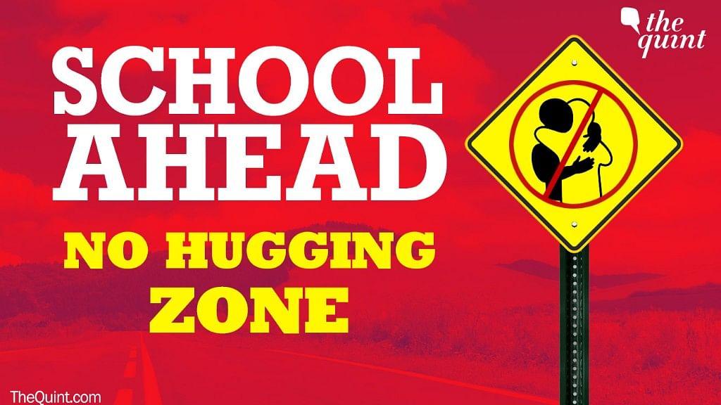 Watch: Bizarre Ways in Which School Teachers Turn Moral Police