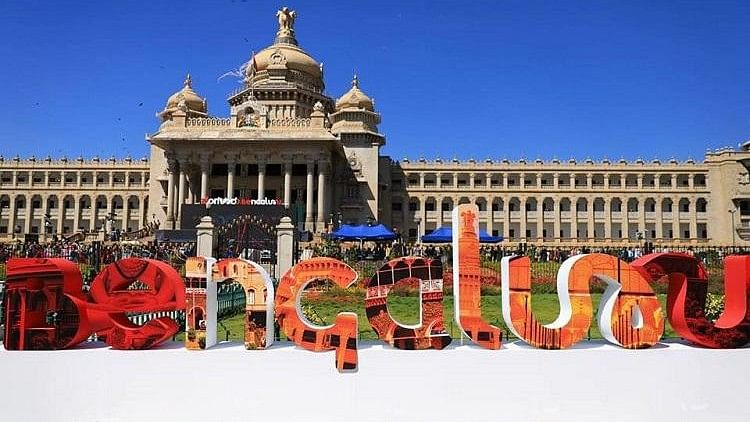 'Be You': Bengaluru Is the 1st Indian City to Get Its Own Logo