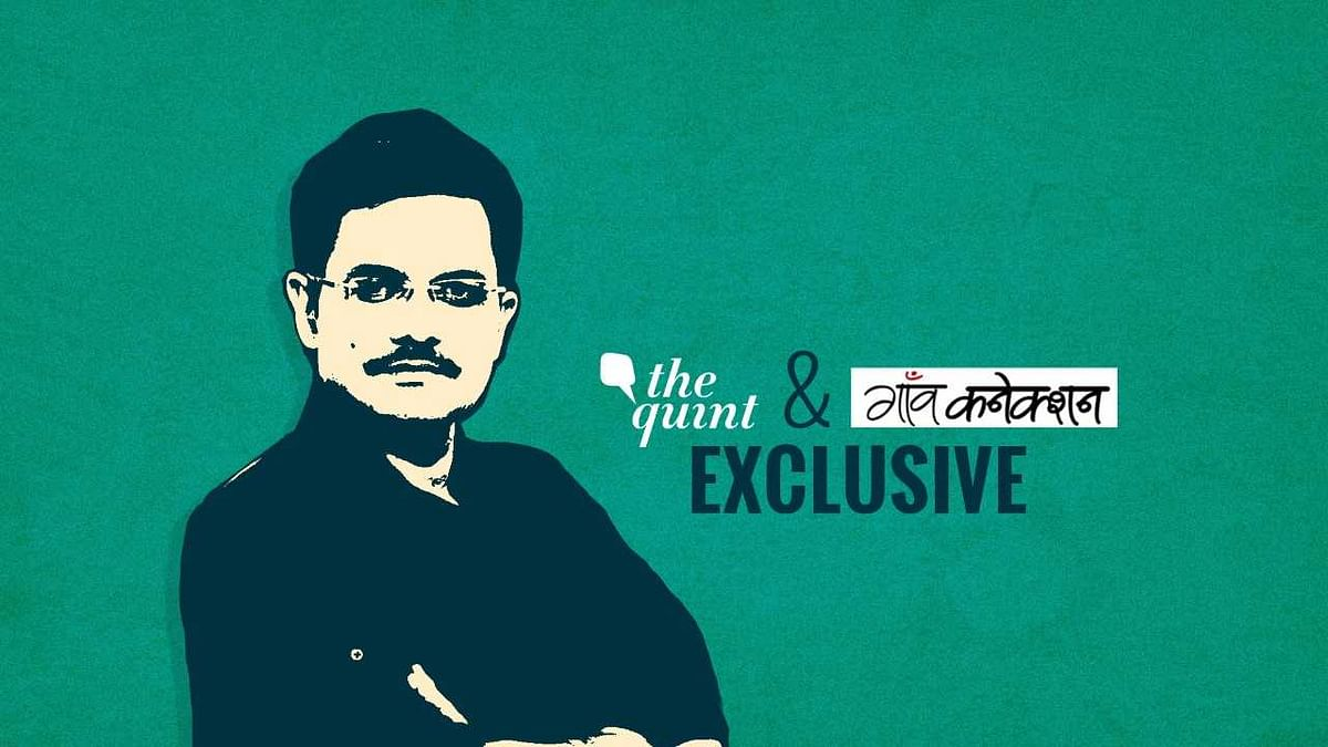 The Neelesh Misra Show will be launched on 15 December on <b>The Quint</b> and <b>Quint Hindi.</b>