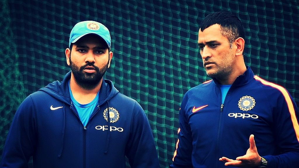 MS Dhoni the Best Captain India Has Ever Seen: Rohit Sharma