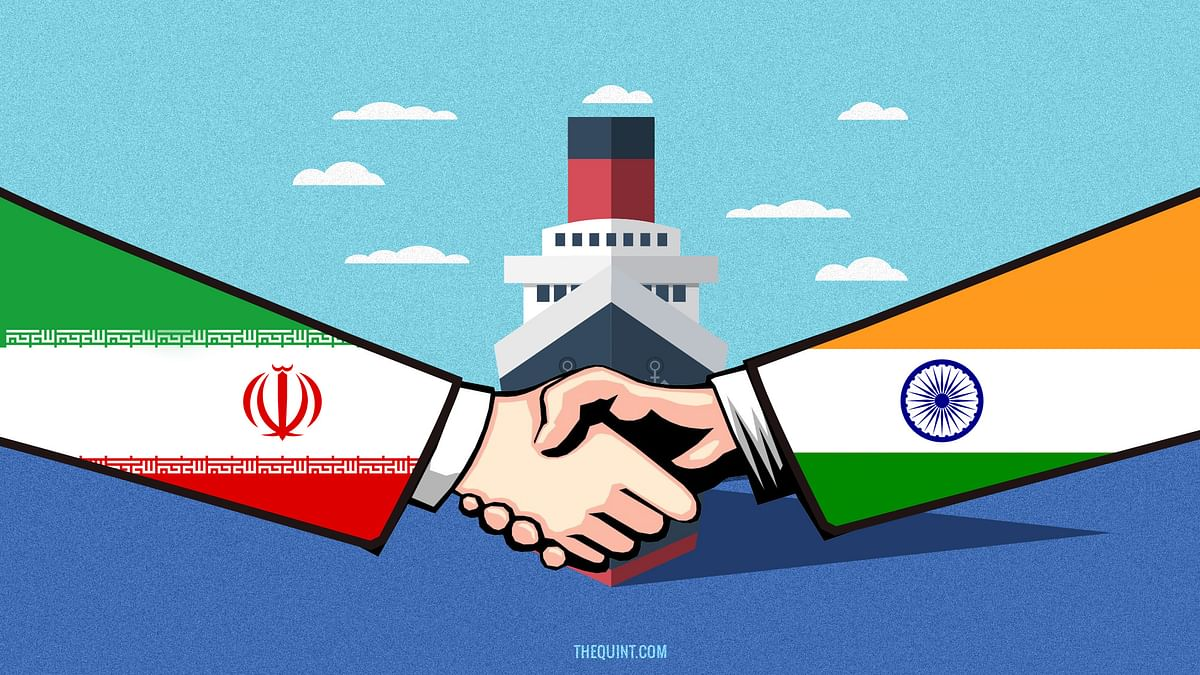 India has taken over operations of the strategic Chabahar port.
