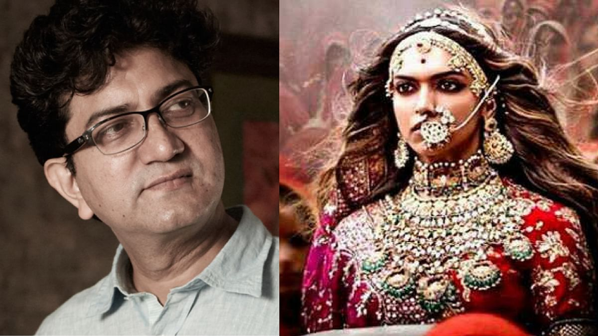 CBFC chief Prasoon Joshi denied 300 cuts were made to&nbsp;<i>Padmavati</i>.