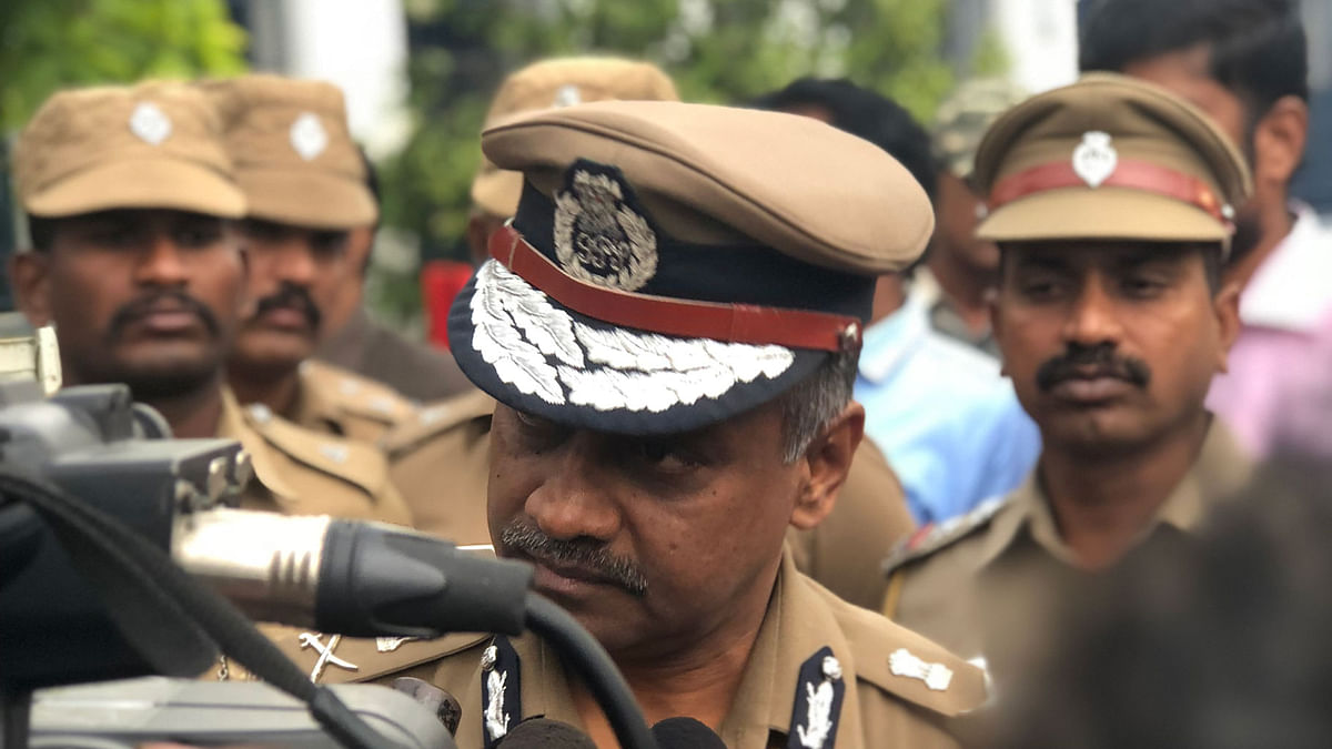 <p>Mobilising forces and machinery from the entire city, the police deployed 30 mobile patrolling jeeps and 39 two-wheelers for round-the-clock duty.</p>