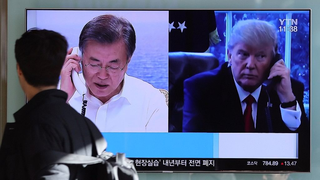 US and South Korea Prepare for Tensions with North Korea