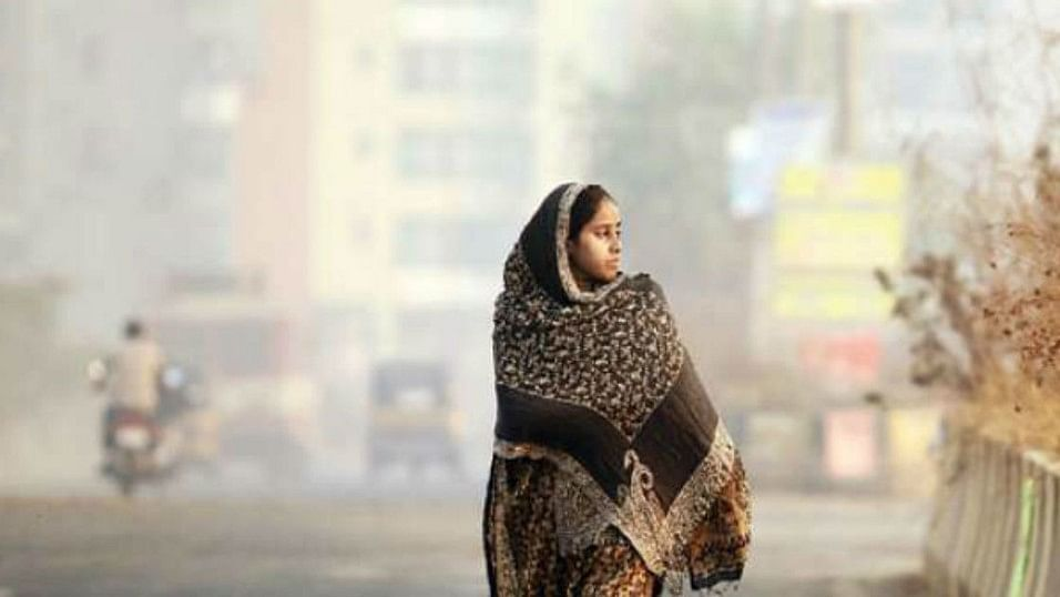 <p>Representation Image for illustrating the temperature dip in the city.</p>