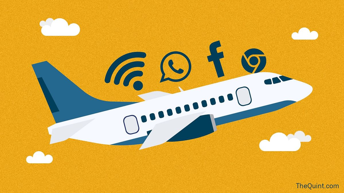 DGCA has announced new rules for use of in-flight WiFi.
