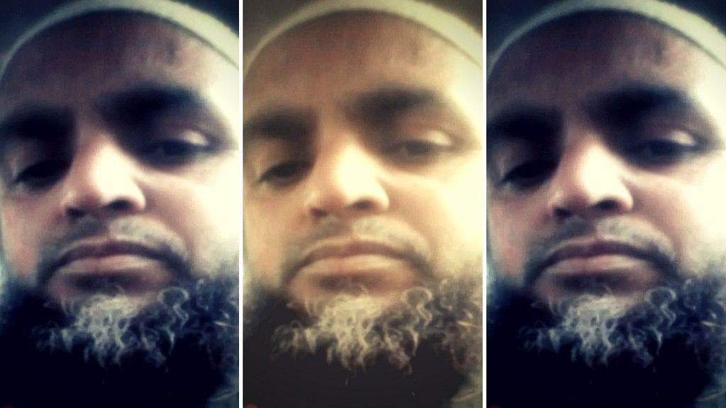 File photo of JeM militant Noor Mohammed Tantray.