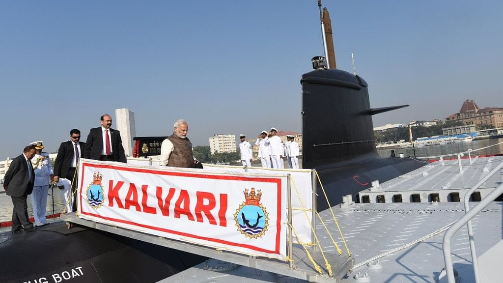 From Foxtrot to Scorpene, INS Kalvari is Reborn