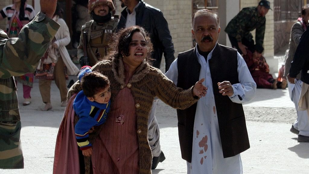 At Least 9 Killed, 45 Injured in Suicide Attack on Quetta Church