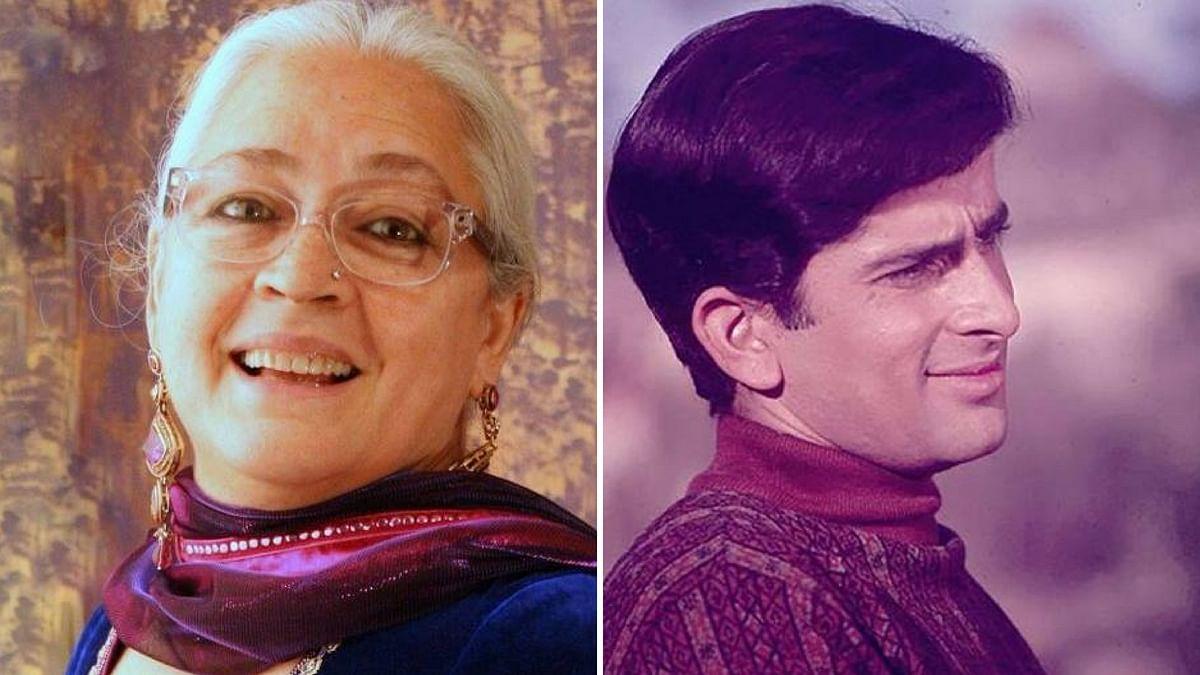 Shashi Kapoor Held My Hand & Led Me Into Cinema: Nafisa Ali