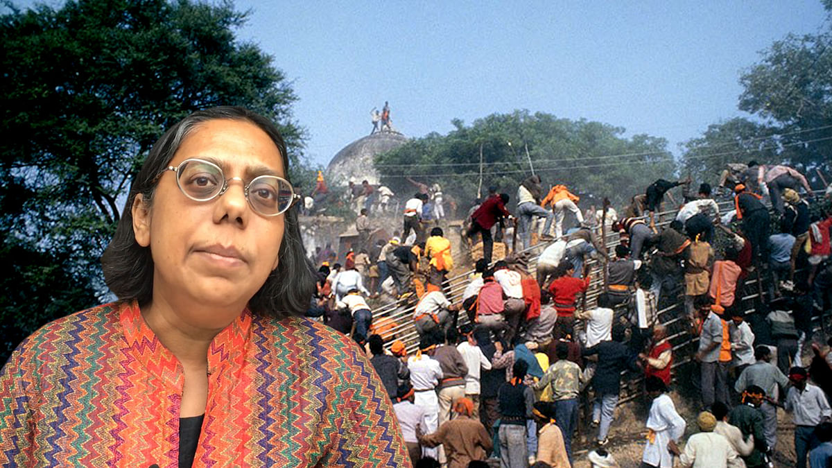 How a Journalist Was Sexually Assaulted the Day Babri Masjid Fell