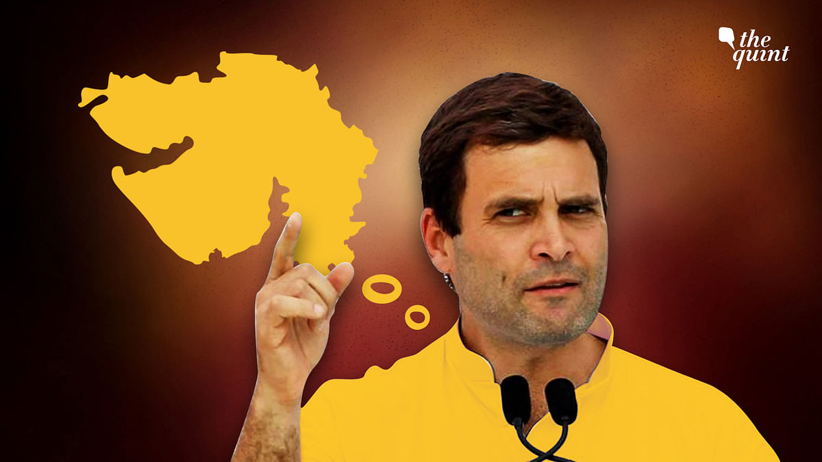 Post Elections, Here's What RaGa Should Do On His Gujarat Visit