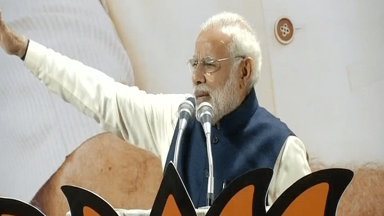 Here are the top quotes from PM Modi's victory speech.